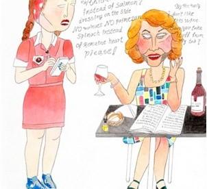 s-s-waitress in california