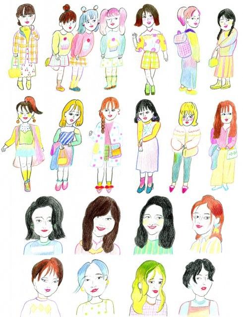 s_portfolio girls fashion